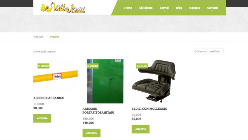 acquisto prodotti agricoli online